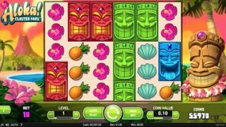 SpeelGerust Online Casino Slot Aloha