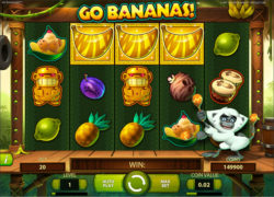SpeelGerust Online Casino Slot Go Bananas